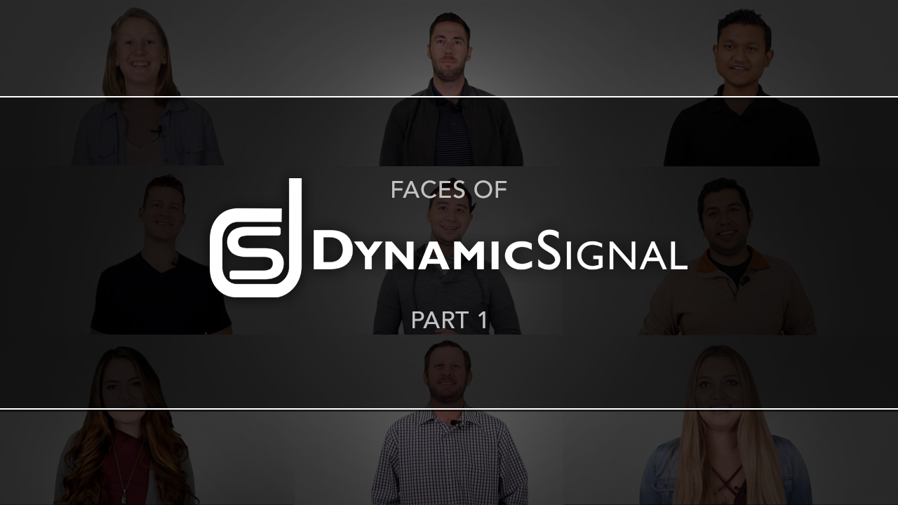 Faces of Dynamic Signal - Part One