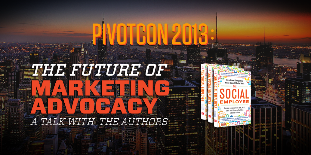 The future of marketing advocacy