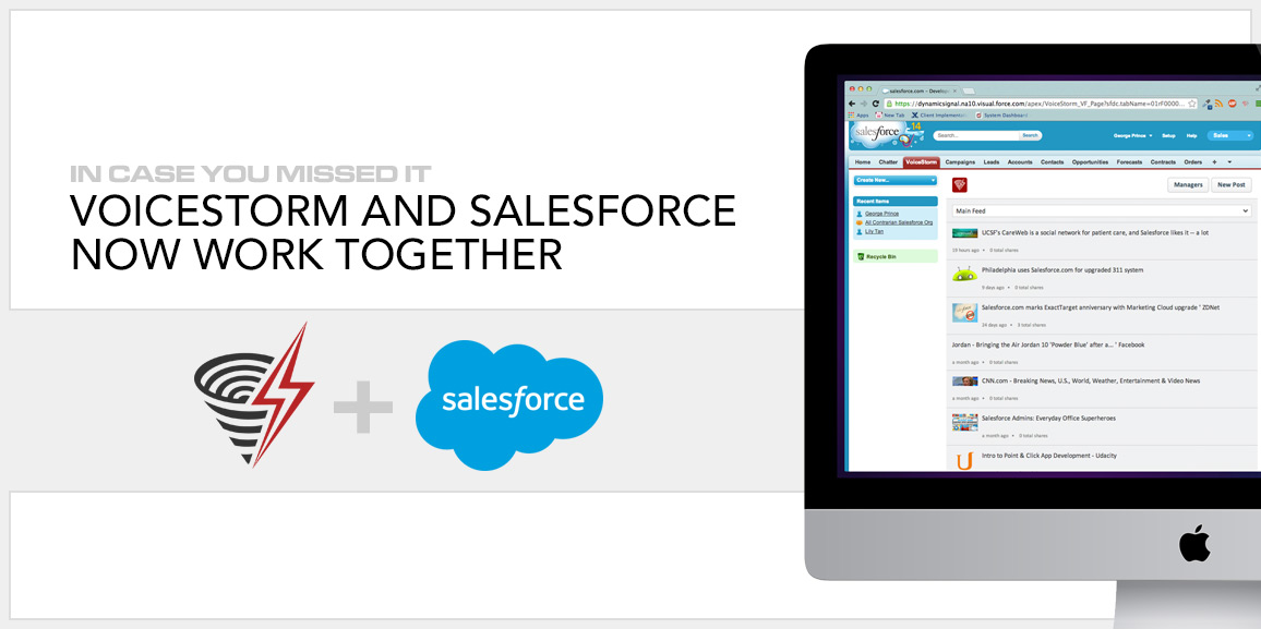 Employee Advocacy, Salesforce