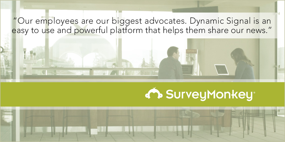 SurveyMonkey Empowers Employees as New Social Media Strategy