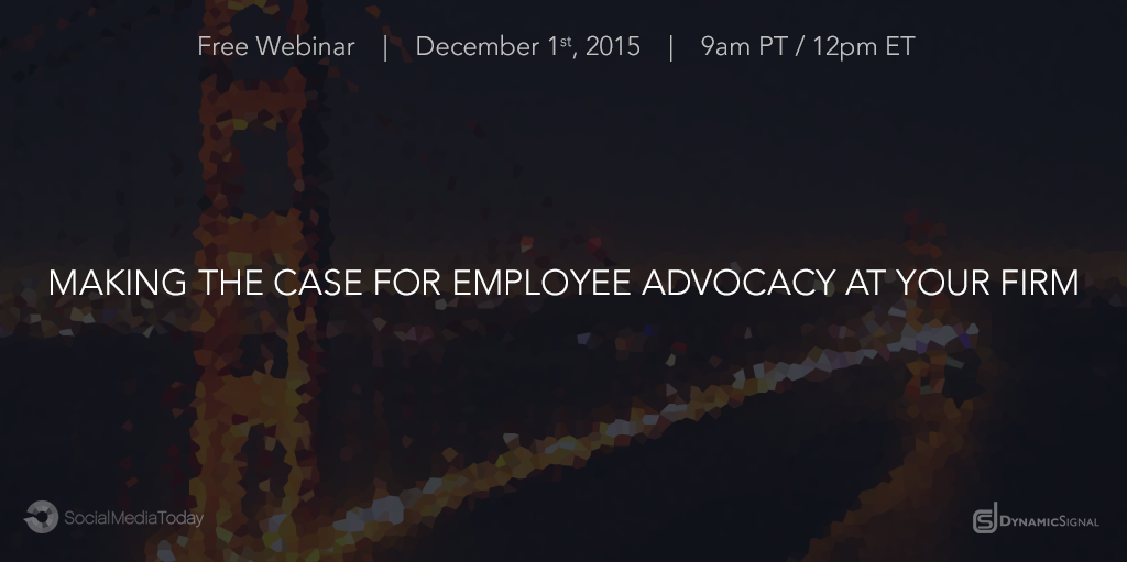 Making the Case for Employee Advocacy at Your Firm