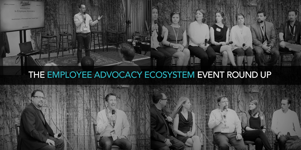 The Employee Advocacy Ecosystem Event Round Up