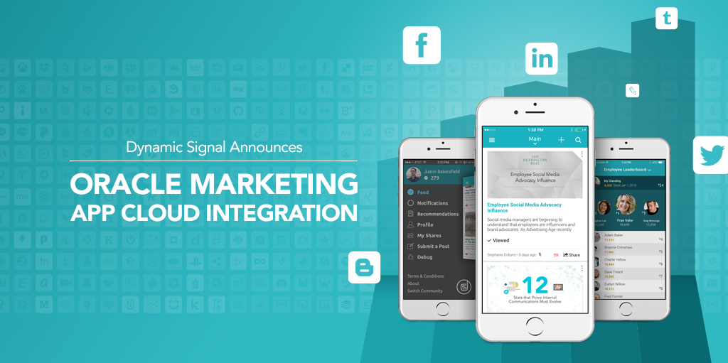 Dynamic Signal Now Integrates With Eloqua For Improved Web-to-Lead Tracking