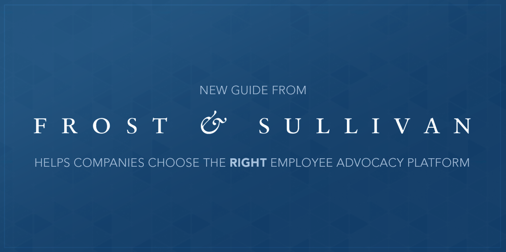 New Guide Helps Companies Choose the Right Employee Advocacy Platform