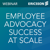 Ericsson - Employee Advocacy Success at Scale