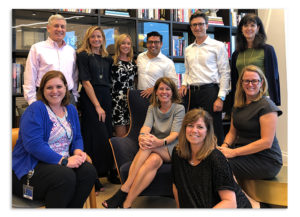 Trish Wexler and her Team at Chase