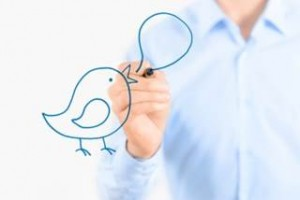 twitter holiday social selling