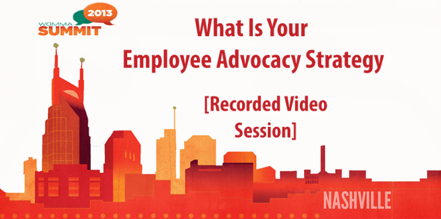 Develop Your Employee Advocacy Strategy
