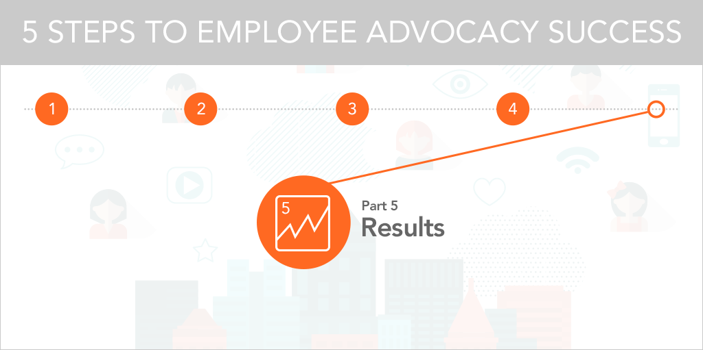 5 Steps to Employee Advocacy Success Results