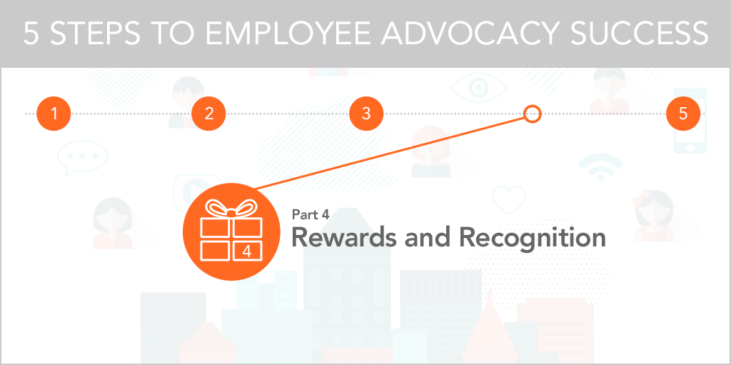 5 Steps to Employee Advocacy Success Rewards & Recognition