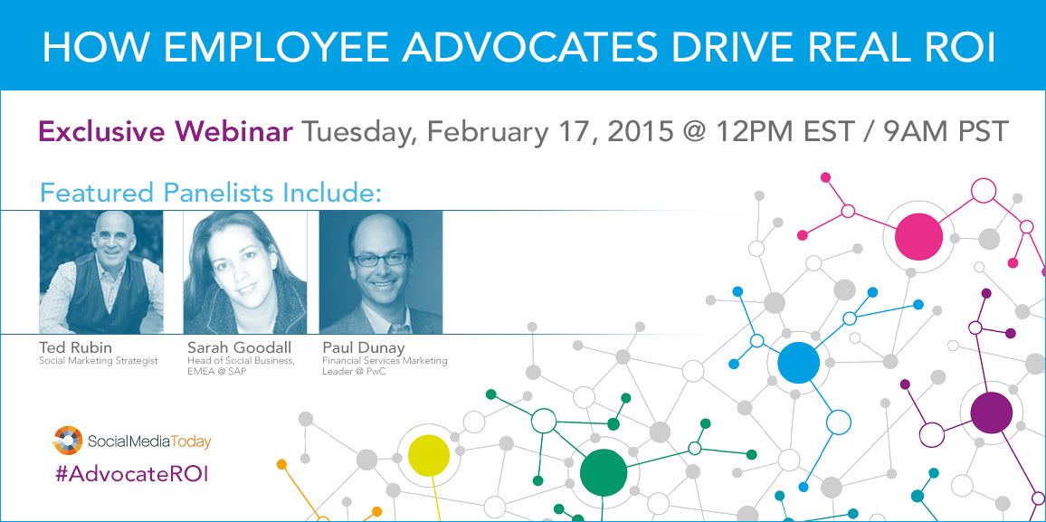 Webinar How Employee Advocates Drive Real ROI