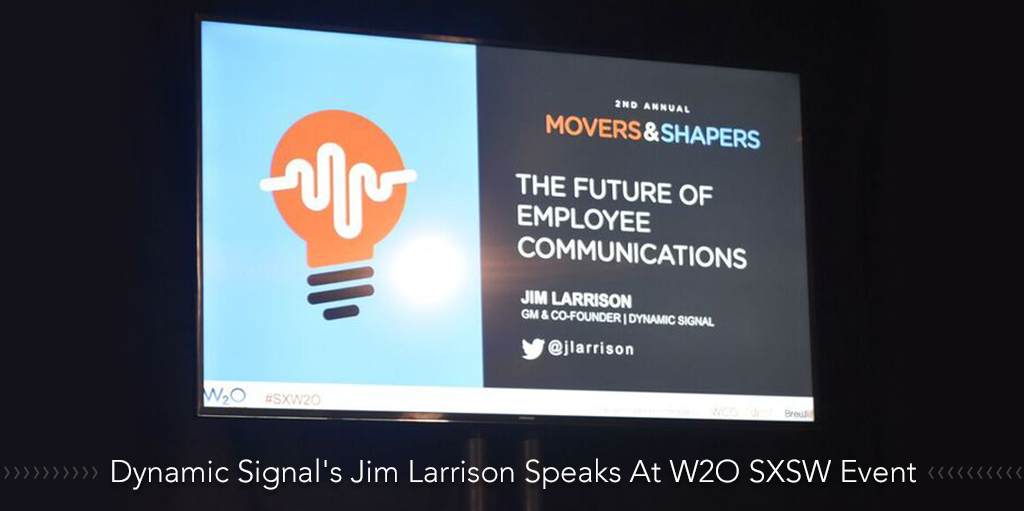 Movers and Shapers The Future of Employee Communications
