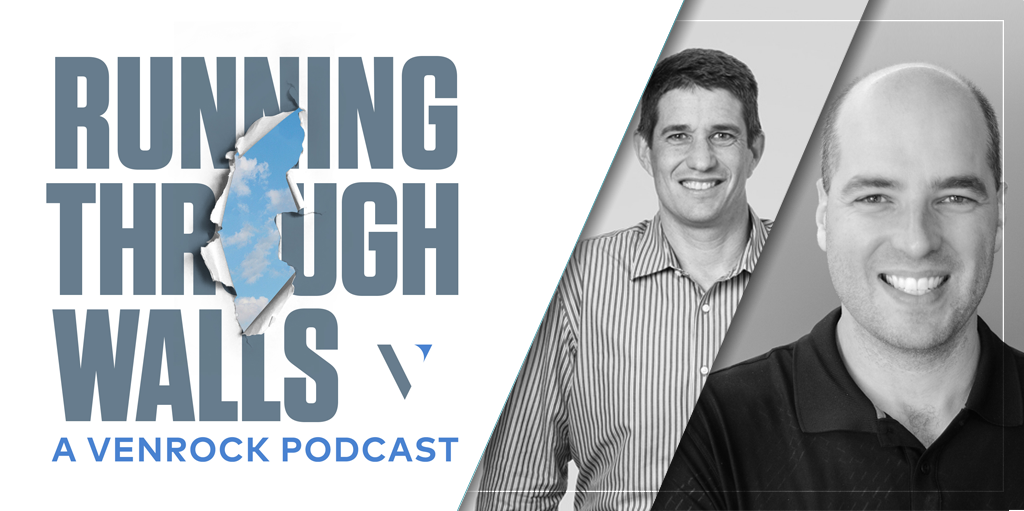 Dynamic Signal CEO Russ Fradin Talks About VCs, Company Culture And Why Stealth Is Stupid In Venrock Inaugural Podcast Running Through Walls