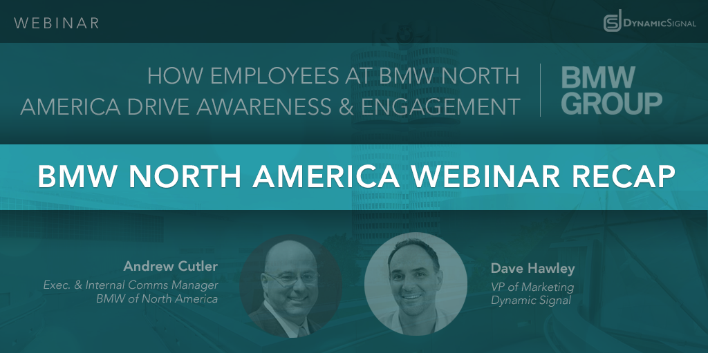 Learn How BMW Is Improving Its Communications Strategies With Employee Advocacy