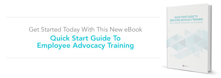 Employee Advocacy Training Guide