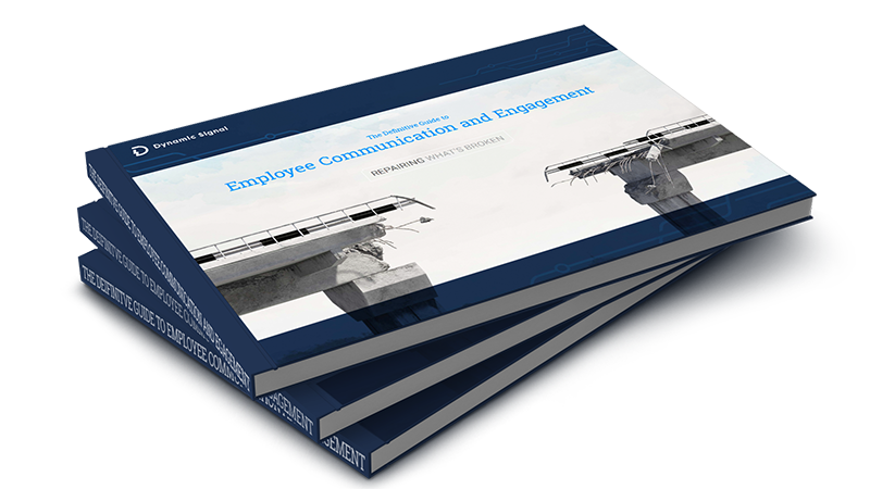 The Definitive Guide to Employee Communication and Engagement