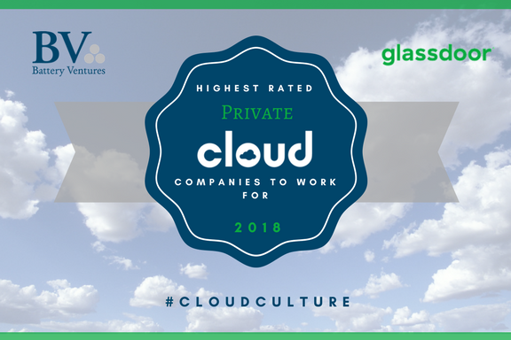Battery Ventures + Glassdoor Name DySi As A Highest-Rated Cloud Computing Company To Work For