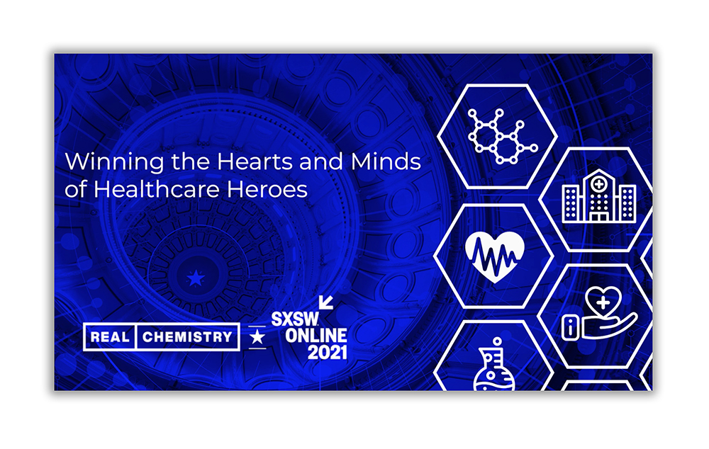 Winning the Hearts and Minds of Healthcare Heroes